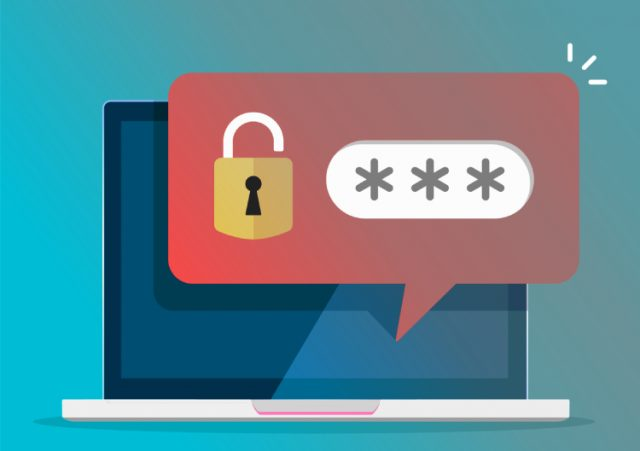 Mot de passe sécurisé Avast