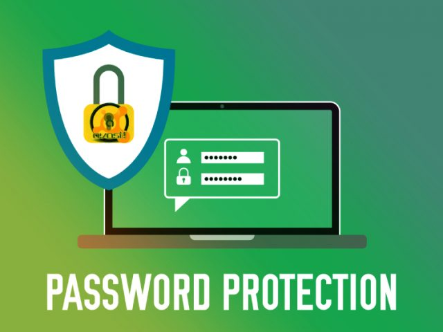 Révision du mot de passe d'Avast Safe