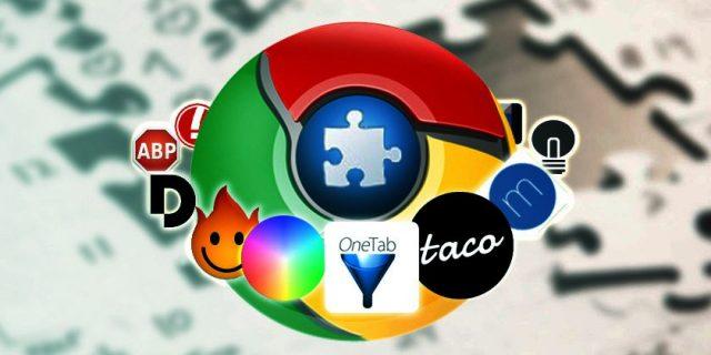Extensions de Google Chrome