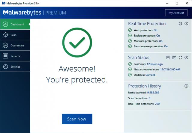 Malwarebytes Premium Free pour Android : qu'est-ce que Malwarebytes