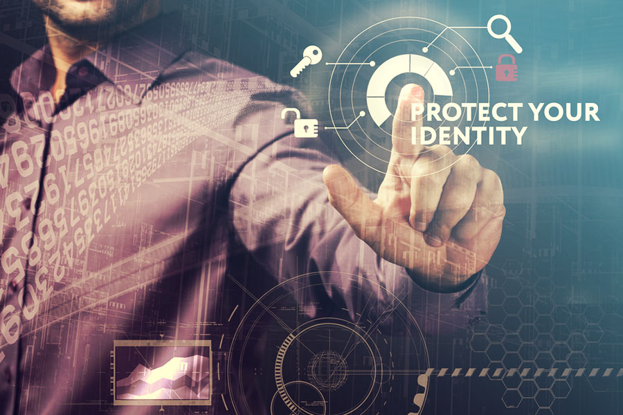 Révision de l'Identiry Guard, protection contre le vol d'identité