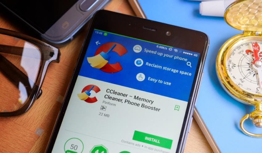 CCleaner pour Android, CCleaner n'est plus sûr.