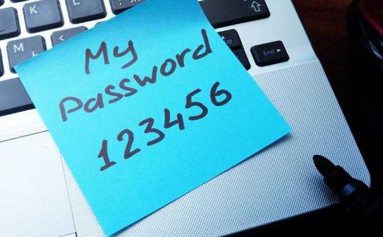 Où conserver les mots de passe?